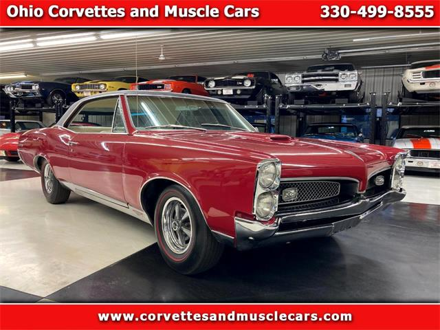 1967 Pontiac GTO (CC-1436525) for sale in North Canton, Ohio