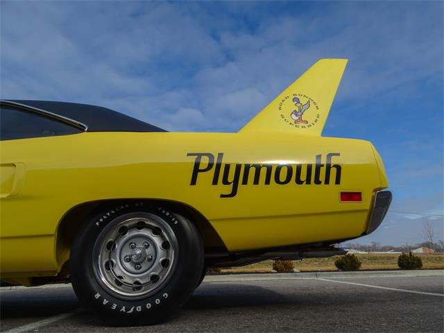 1970 Plymouth Superbird (CC-1436530) for sale in O'Fallon, Illinois