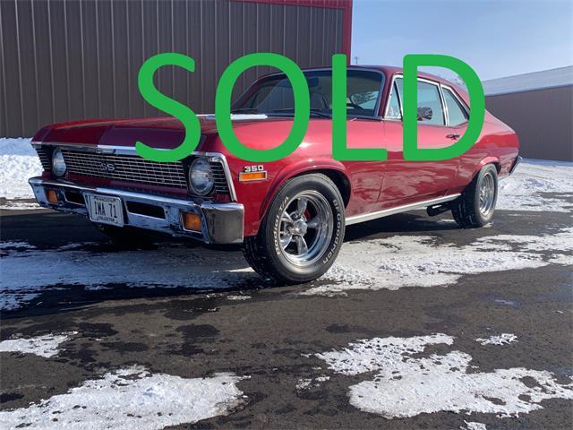 1971 Chevrolet Nova II (CC-1436531) for sale in Annandale, Minnesota