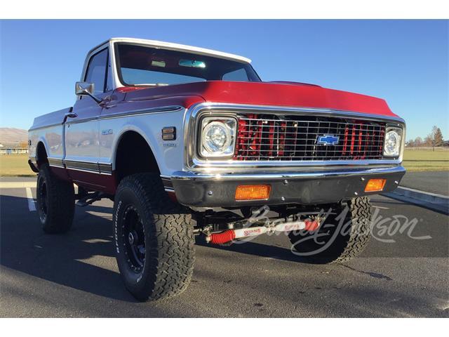 1972 Chevrolet K-10 (CC-1436536) for sale in Scottsdale, Arizona
