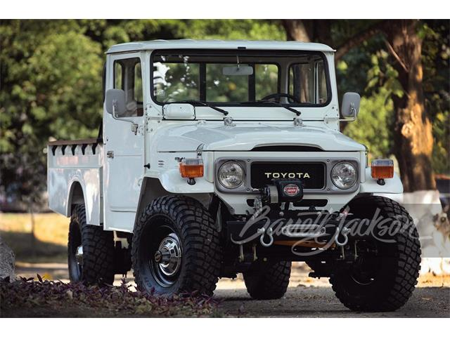 1980 Toyota Land Cruiser FJ (CC-1436546) for sale in Scottsdale, Arizona