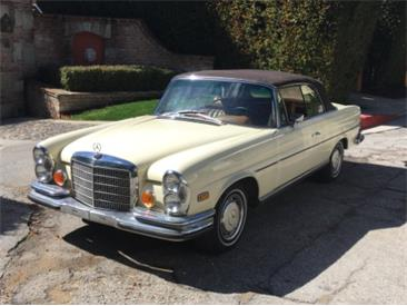 1971 Mercedes-Benz 280SE (CC-1436562) for sale in Astoria, New York
