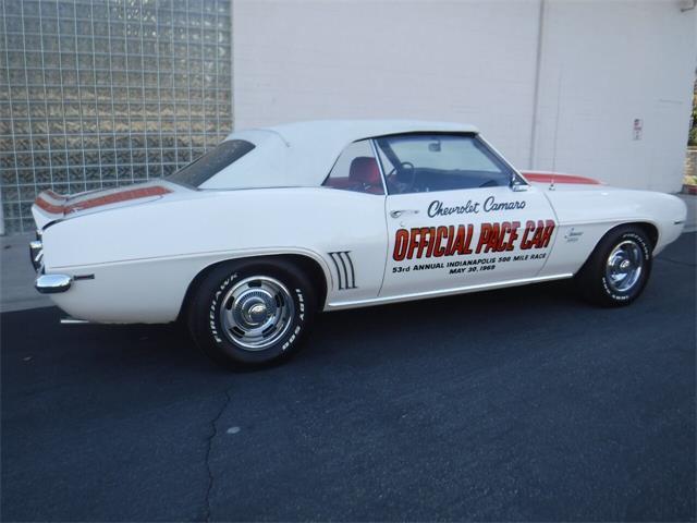 1969 Chevrolet Camaro (CC-1436563) for sale in Thousand Oaks, California