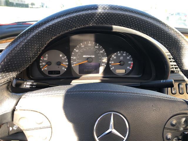 2002 Mercedes-Benz CLK (CC-1436574) for sale in Brea, California