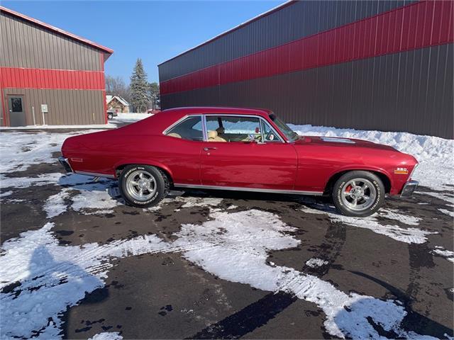 1971 Chevrolet Nova SS (CC-1436578) for sale in Annandale, Minnesota