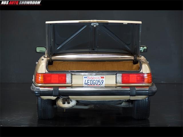 1987 Mercedes-Benz 560SL (CC-1436581) for sale in Milpitas, California