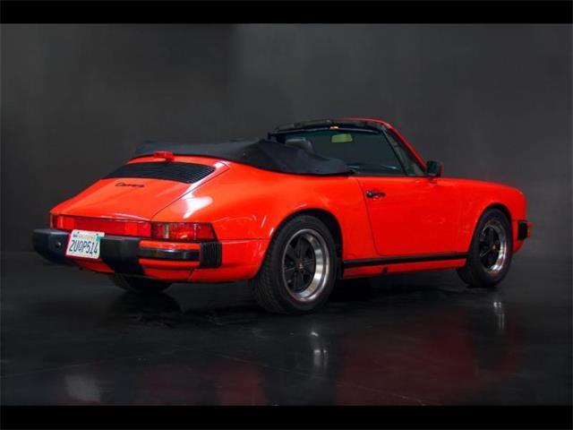 1989 Porsche 911 Carrera (CC-1436582) for sale in Milpitas, California