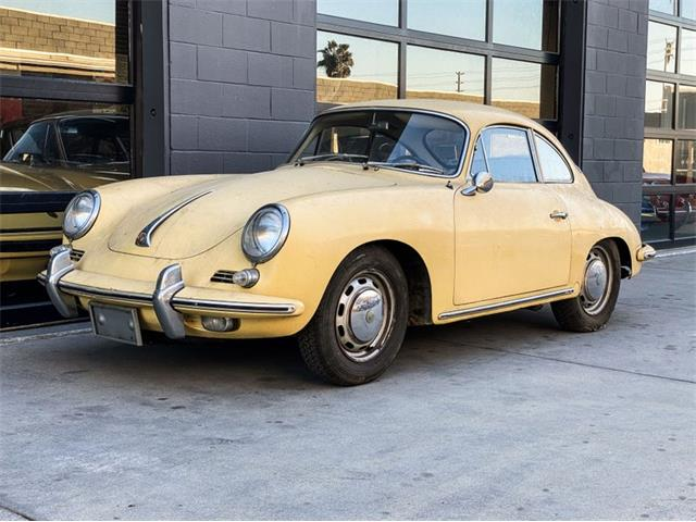 1964 Porsche 356C (CC-1436589) for sale in Costa Mesa, California