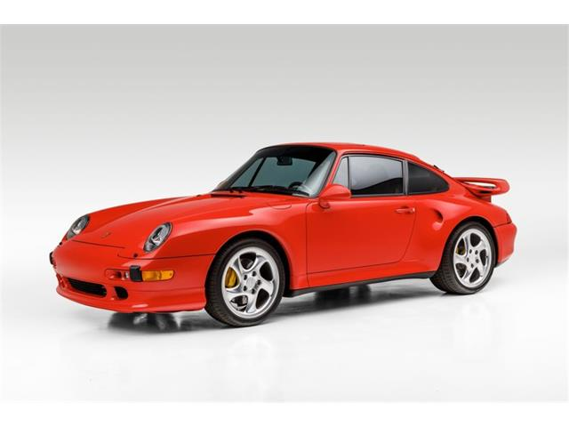 1997 Porsche 911 (CC-1436591) for sale in Costa Mesa, California