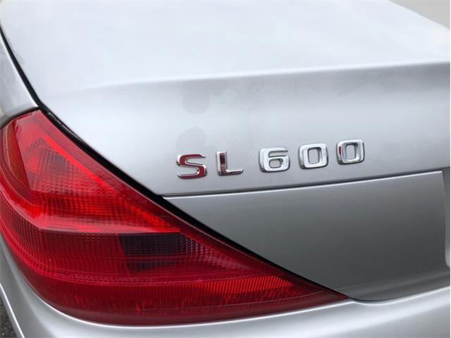 2004 Mercedes-Benz SL600 (CC-1436596) for sale in Wallingford, Connecticut