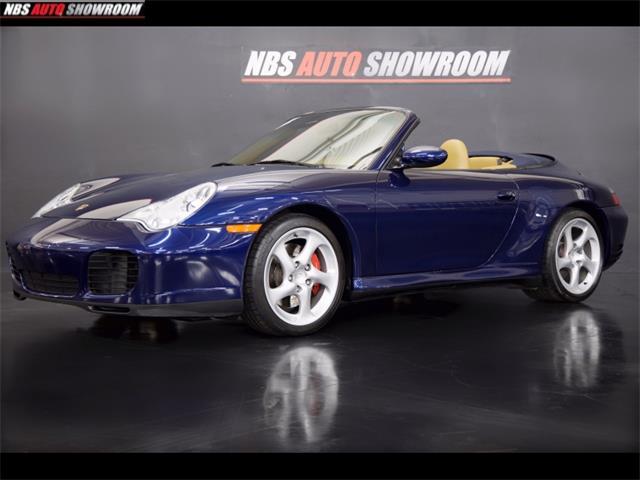 2004 Porsche 911 (CC-1436597) for sale in Milpitas, California