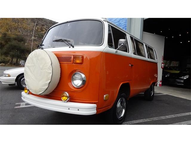 1973 Volkswagen Van (CC-1436605) for sale in Laguna Beach, California