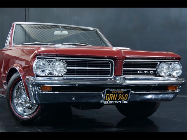 1964 Pontiac GTO (CC-1436609) for sale in Milpitas, California