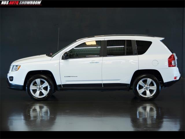 2011 Jeep Compass (CC-1436614) for sale in Milpitas, California