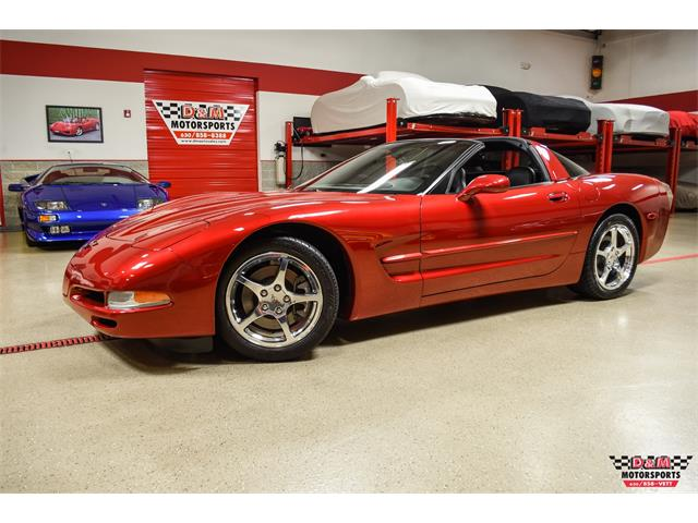 2004 Chevrolet Corvette (CC-1436634) for sale in Glen Ellyn, Illinois