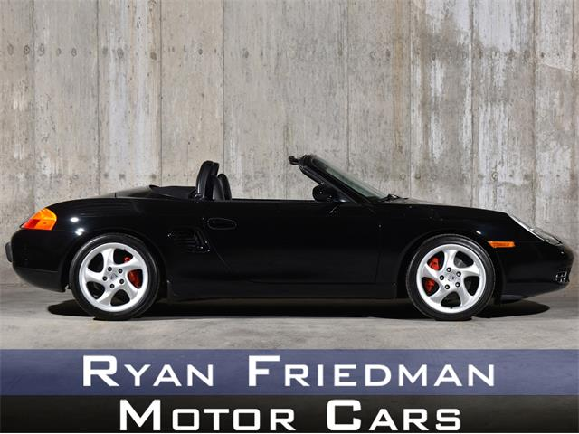 2001 Porsche Boxster (CC-1436642) for sale in Valley Stream, New York