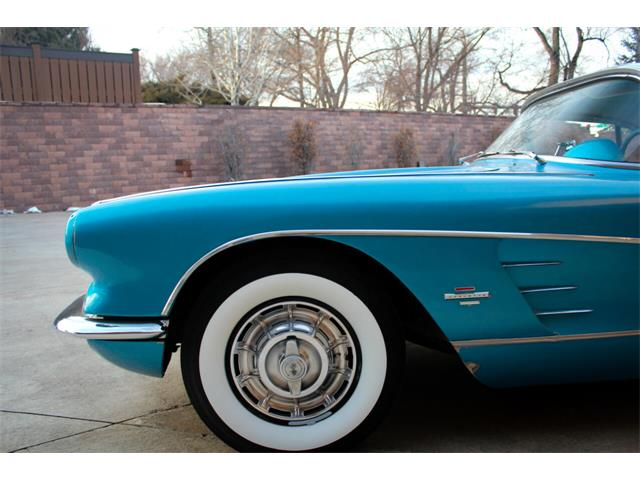 1961 Chevrolet Corvette (CC-1436645) for sale in Greeley, Colorado