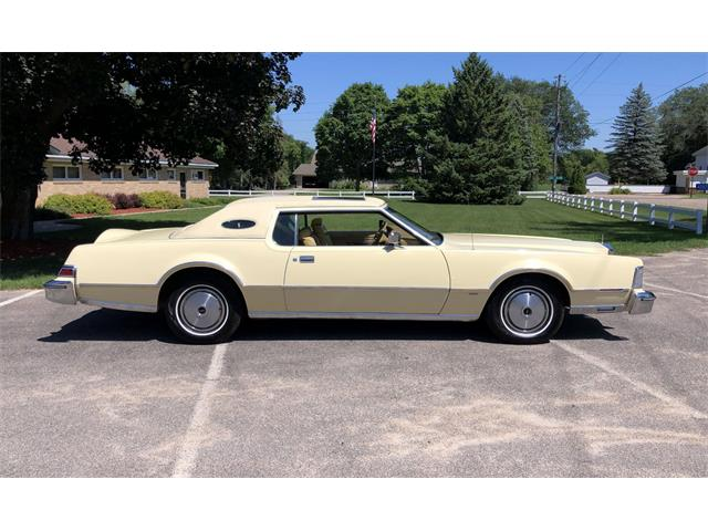 1976 Lincoln Continental Mark IV (CC-1436647) for sale in Maple Lake, Minnesota
