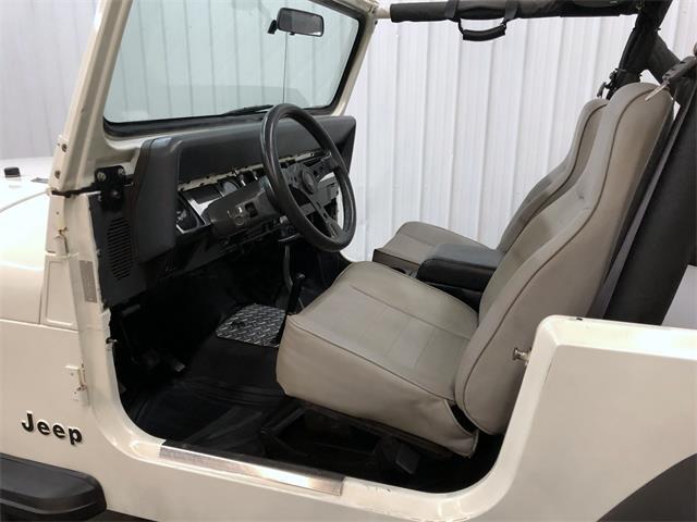 1989 Jeep Wrangler (CC-1436650) for sale in Maple Lake, Minnesota