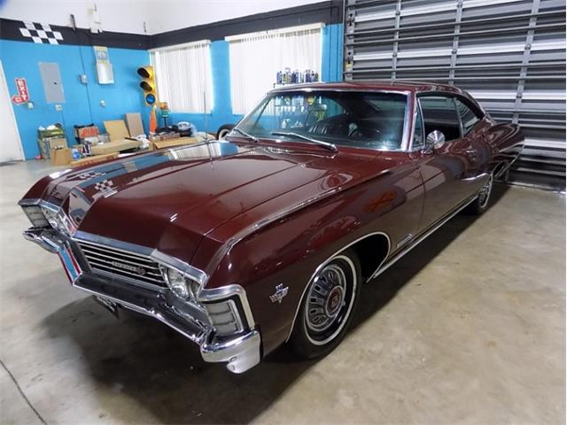 1967 Chevrolet Impala SS (CC-1436653) for sale in Pompano Beach, Florida