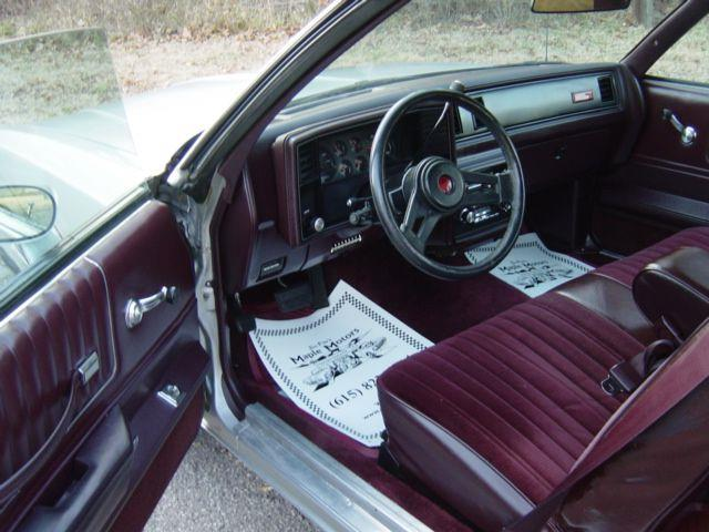 1985 Chevrolet Monte Carlo SS (CC-1436659) for sale in Hendersonville, Tennessee
