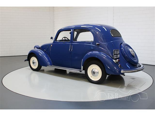1937 Simca 8 (CC-1430666) for sale in Waalwijk, Noord-Brabant