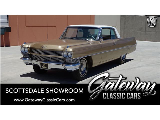 1964 Cadillac Coupe DeVille (CC-1436667) for sale in O'Fallon, Illinois