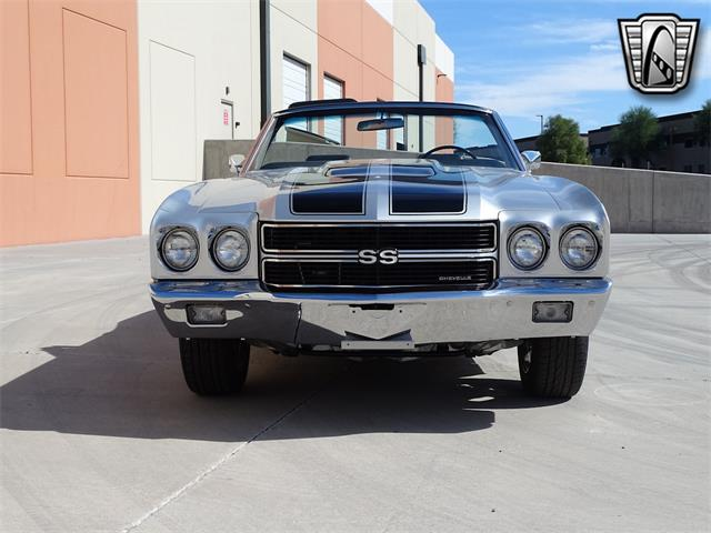 1970 Chevrolet Chevelle (CC-1436668) for sale in O'Fallon, Illinois