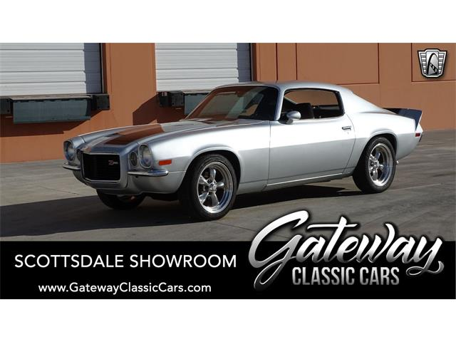1973 Chevrolet Camaro (CC-1436669) for sale in O'Fallon, Illinois