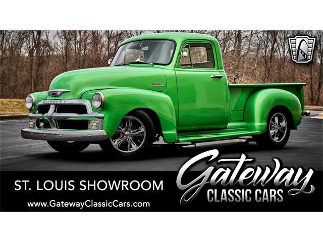 1954 Chevrolet 3100 (CC-1436677) for sale in O'Fallon, Illinois