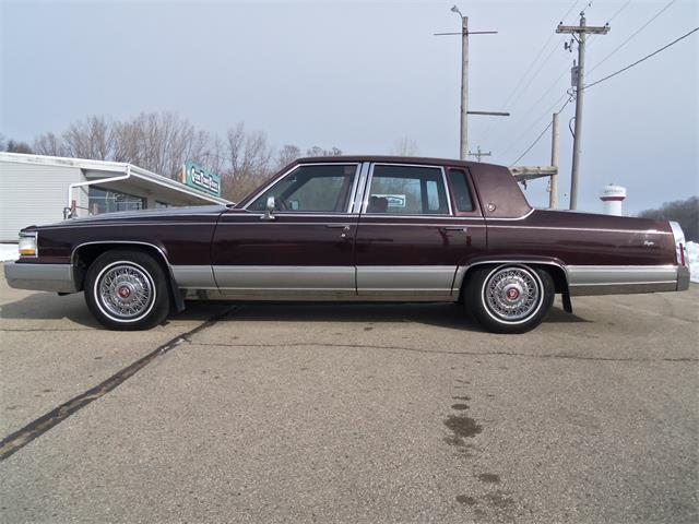 1990 Cadillac 4-Dr Sedan (CC-1436685) for sale in Jefferson, Wisconsin