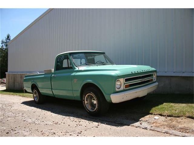 1967 Chevrolet C10 (CC-1436688) for sale in Roanoke, Alabama
