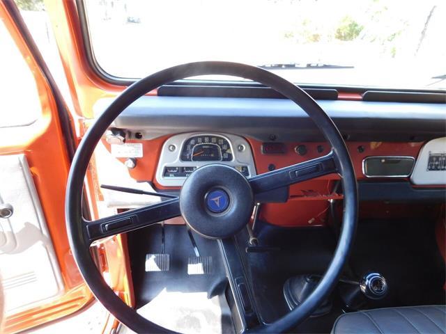 1977 Toyota Land Cruiser FJ (CC-1436690) for sale in Santa Barbara, California