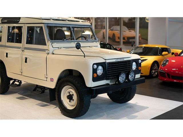 1964 Land Rover Defender (CC-1436691) for sale in Santa Barbara, California