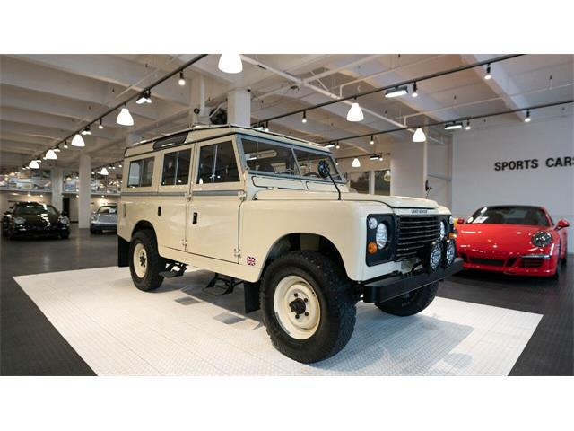 1964 Land Rover Defender (CC-1436691) for sale in Santa Barbara, California