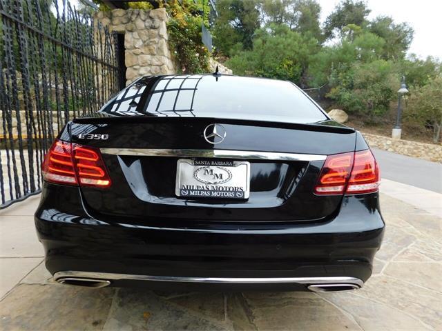 2016 Mercedes-Benz E-Class (CC-1436699) for sale in Santa Barbara, California