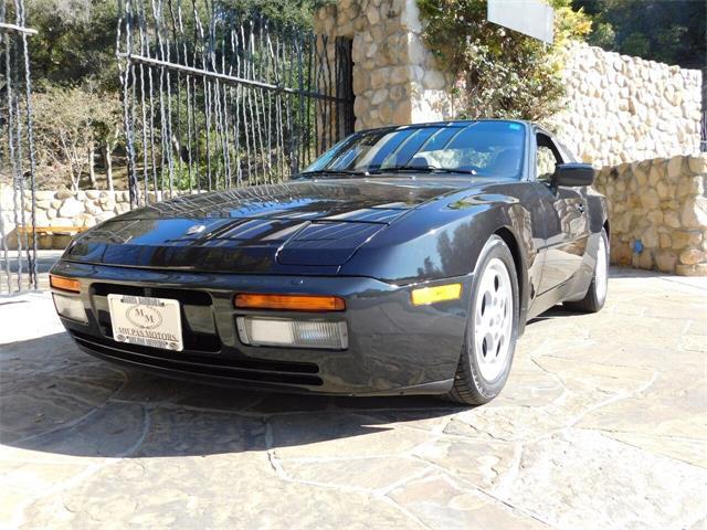 1988 Porsche 944 (CC-1436703) for sale in Santa Barbara, California