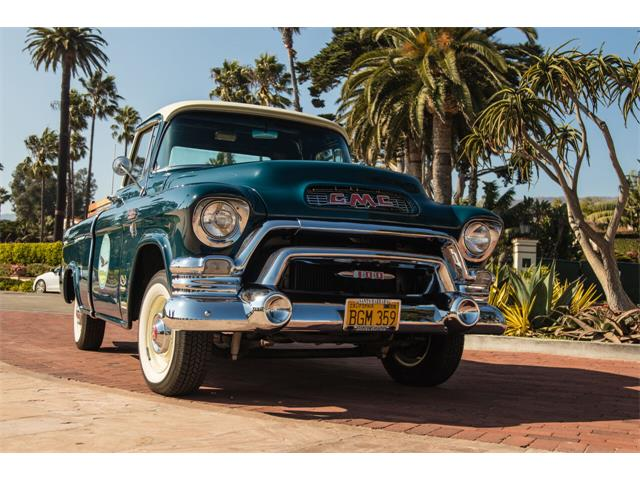 1956 GMC Suburban (CC-1436704) for sale in Santa Barbara, California