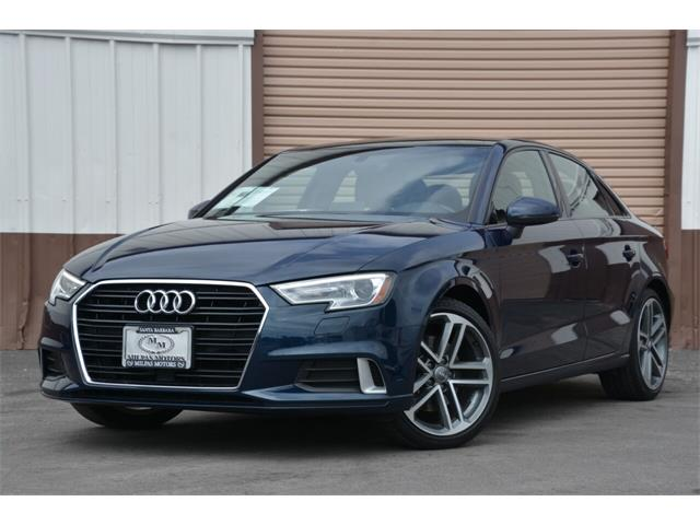 2017 Audi A3 (CC-1436706) for sale in Santa Barbara, California