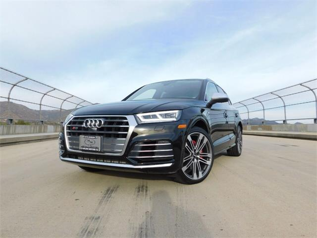 2018 Audi Q5 (CC-1436710) for sale in Santa Barbara, California