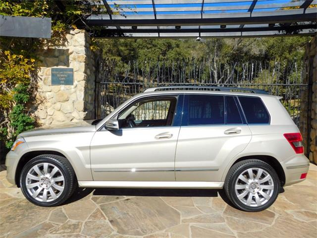 2012 Mercedes-Benz GLK350 (CC-1436711) for sale in Santa Barbara, California