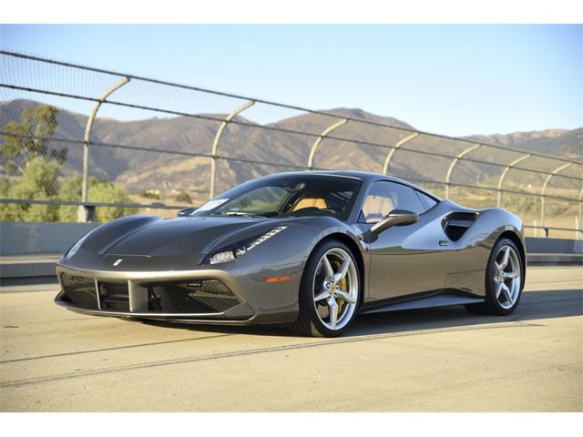 2016 Ferrari 488 GTB (CC-1436712) for sale in Santa Barbara, California