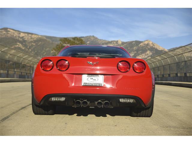 2009 Chevrolet Corvette (CC-1436713) for sale in Santa Barbara, California