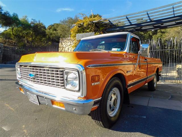 1971 Chevrolet C20 (CC-1436715) for sale in Santa Barbara, California