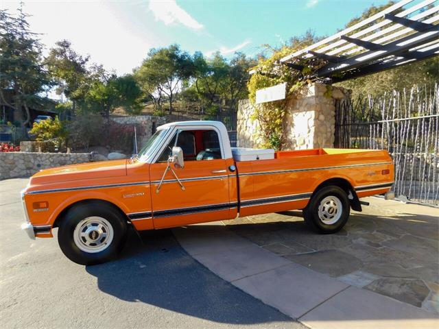 1971 Chevrolet C20 (CC-1436715) for sale in Santa Barbara, California