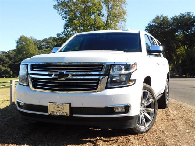2017 Chevrolet Suburban (CC-1436717) for sale in Santa Barbara, California