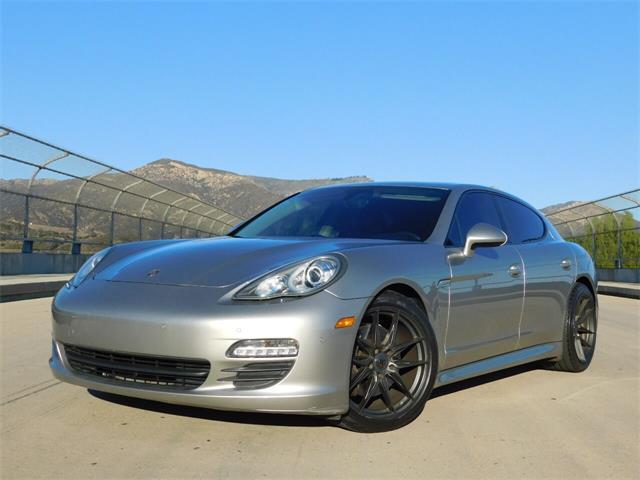 2013 Porsche Panamera (CC-1436718) for sale in Santa Barbara, California