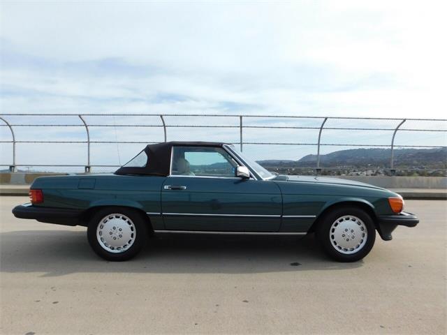 1989 Mercedes-Benz 560 (CC-1436719) for sale in Santa Barbara, California