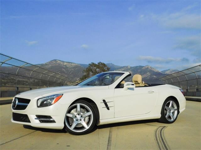 2013 Mercedes-Benz SL-Class (CC-1436722) for sale in Santa Barbara, California