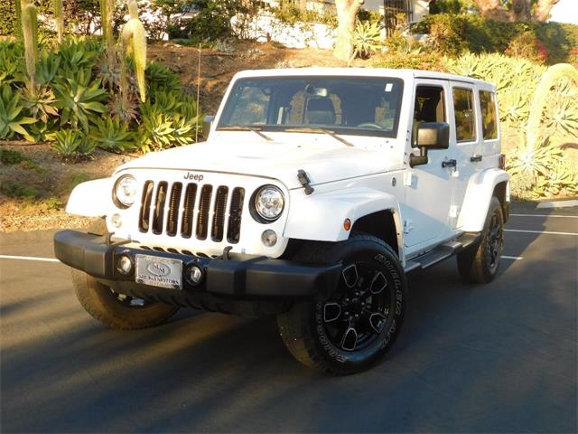 2018 Jeep Wrangler (CC-1436726) for sale in Santa Barbara, California